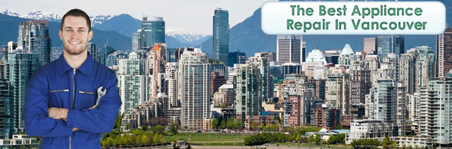 Schedule your appliance service appointment in Vancouver, BC washer-repair today.